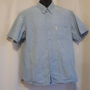 Columbia Men's Button Down Casual Shirt Size Large